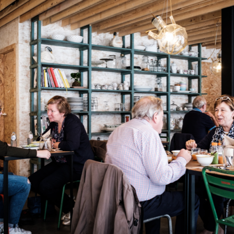 Lunchbar Saladette Roeselare
